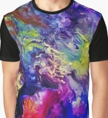BLUE FLAME 2 Graphic T-Shirt