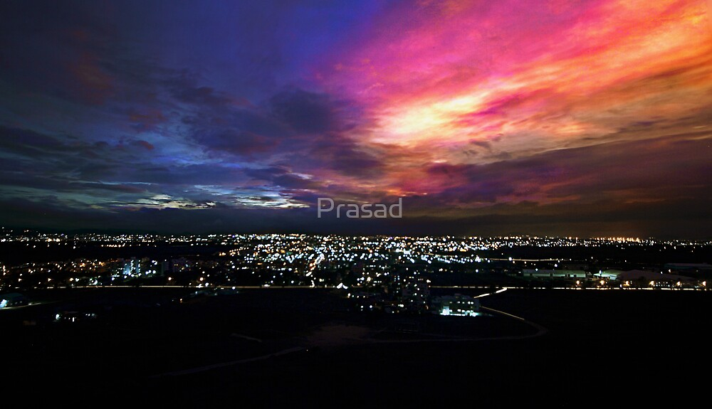 The divine divide by Prasad