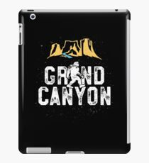 Grand Canyon TShirt - Big Foot Arizona Family Vacation Gift iPad Case/Skin