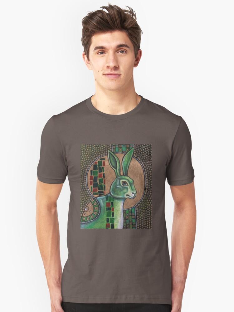 Rabbit Tee Unisex T-Shirt Front