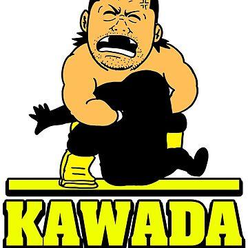 Toshiaki Kawada by strongstyled