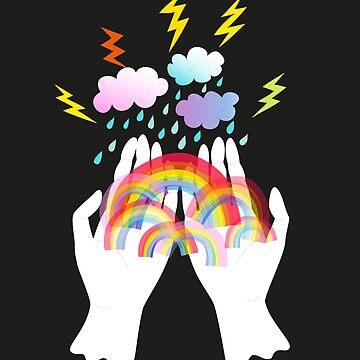 all the rainbows by anneamanda