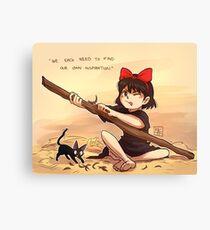 Kiki's Delivery Service - Inspiration Canvas Print