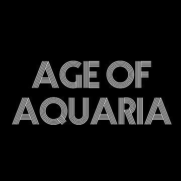 Age of Aquaria (White) by JStuartArt