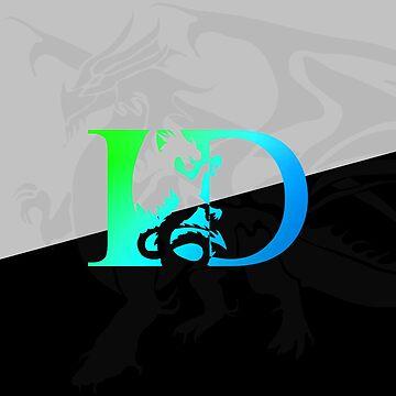 Imagine Dragons Re-Designed Logo by warddt
