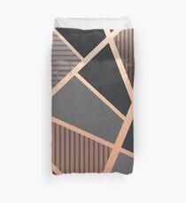 linear structure Duvet Cover