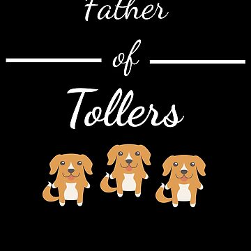 Father of Tollers by DogBoo