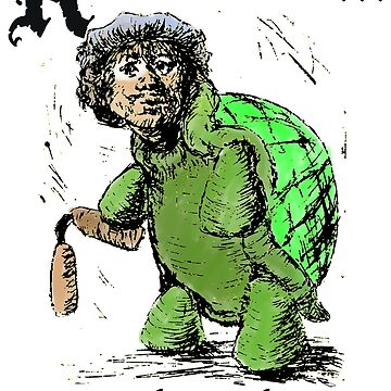 Rembrandt was the 5th turtle by sketchydude