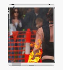 hot arm iPad Case/Skin