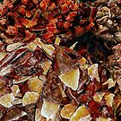 Dried Fruit Dipped In Chocolate by Dorothy Berry-Lound