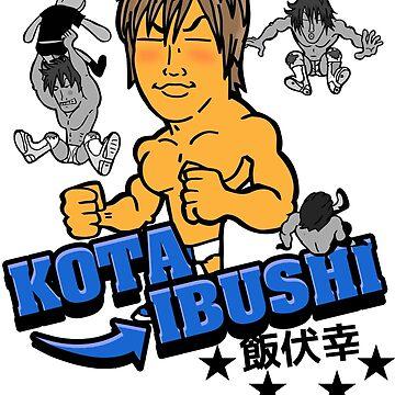 Kota Ibushi by strongstyled