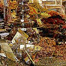 Exotic Teas And Dried Fruits by Dorothy Berry-Lound