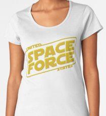 U.S. Space Force Women's Premium T-Shirt