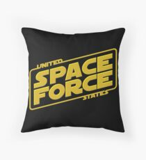 U.S. Space Force Throw Pillow
