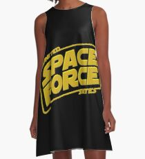U.S. Space Force A-Line Dress