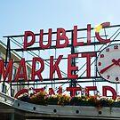 Pike Place Market by Jaime Pharr
