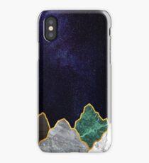 Final Peaks iPhone Case