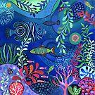Undersea Garden by Janet Broxon