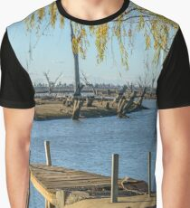 Bleak Progress Graphic T-Shirt