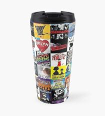 Musicals Collage leggings Travel Mug