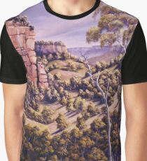 RED ROCK Graphic T-Shirt