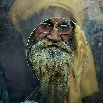 A Turban at the Window by bareri