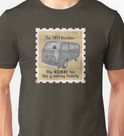 Volkswagen Kombi Tee Shirt - Lowlight Stamp T-Shirt