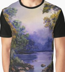 Calm Water Graphic T-Shirt