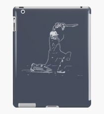 Cricket Batsman Cricketer Design iPad Case/Skin