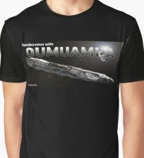 Rendezvous with Oumuamua Graphic T-Shirt