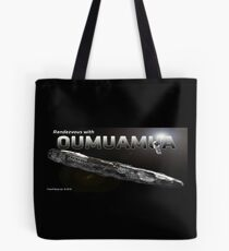 Rendezvous with Oumuamua Tote Bag