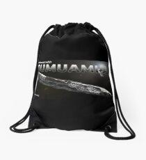 Rendezvous with Oumuamua Drawstring Bag