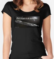 Rendezvous with Oumuamua Women's Fitted Scoop T-Shirt