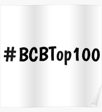 #BCBTop100 Poster