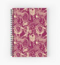 STEAMPUNK FUNK Spiral Notebook