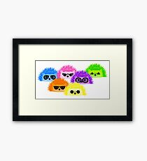 Papparazzi Ready Framed Print