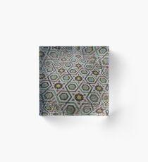 tiling Acrylic Block