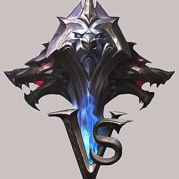 League Of Legends - God King Darius And Garen by StefanArtist