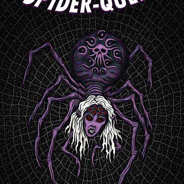 Spider-Queen - Azhmodai 2018 by Azhmodai