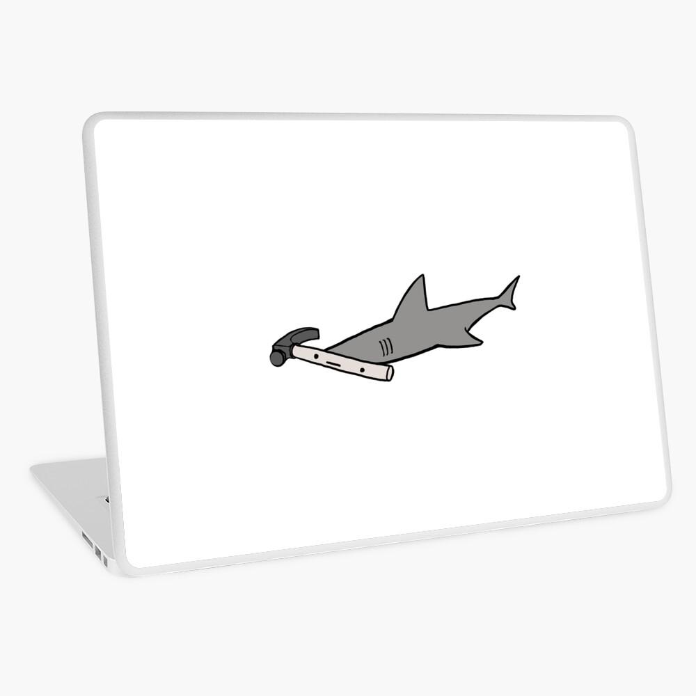Hammerhead Shark Laptop Skin