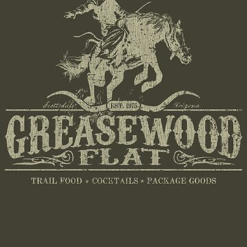 Greasewood Flat by jacobcdietz