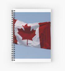 "Happy Birthday ""Canada"" Spiral Notebook"