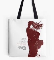 Handmaid's Tale - Literary Quote Tote Bag