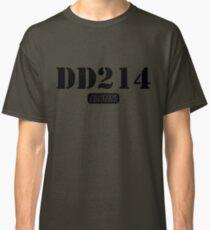 DD 214 Alumni Classic T-Shirt