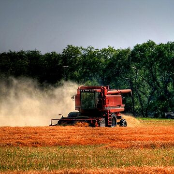 Harvest Storm by umpa1