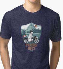 Prairie Hogs 2018 Tri-blend T-Shirt