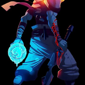 Dead Cells Character by LittleSmarthy