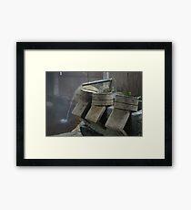 Onsen Framed Print