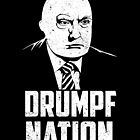 Political Parody - Drumpf Nation by NewADesigns
