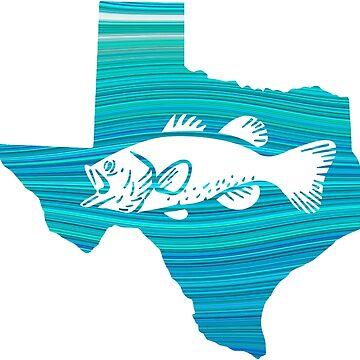 Texas Wave Fishing by esskay